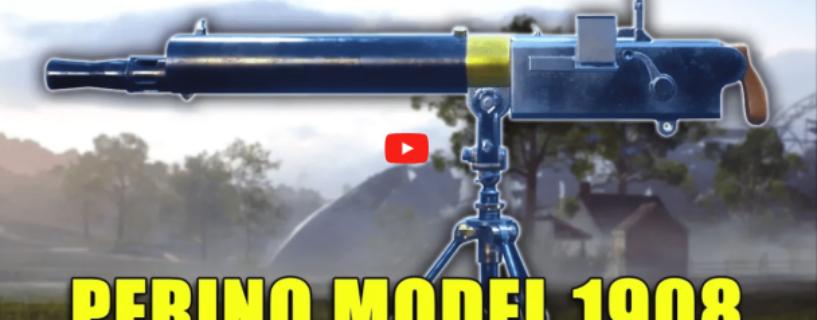 Battlefield 1 – Historische Waffen: Perino Model 1908