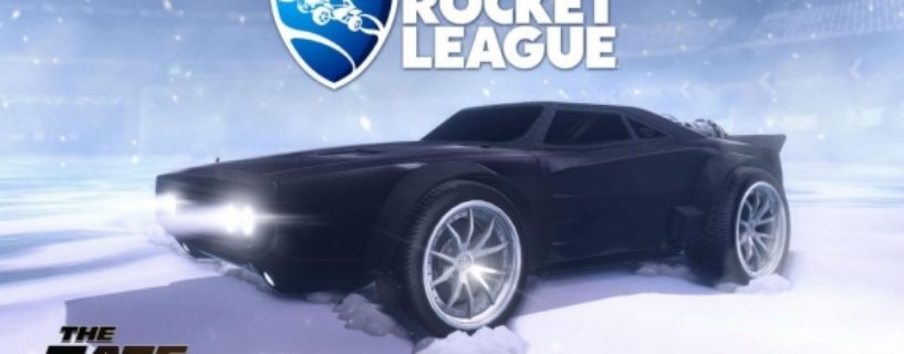 Rocket League bekommt Fate of the Furious DLC