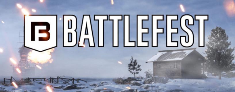Battlefield Battlefest bis Ende September
