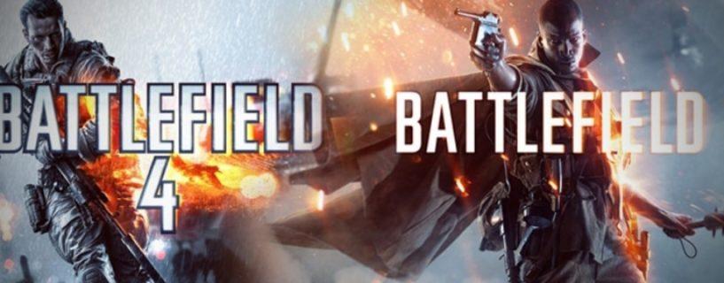 Battlefield 1 vs. Battlefield 4: Der Vergleich zwischen Alt und Neu