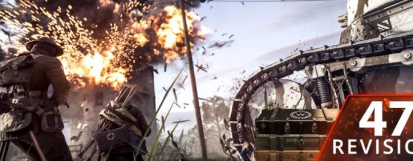 Battlefield 1 Battlepack Revision 47 ist da!