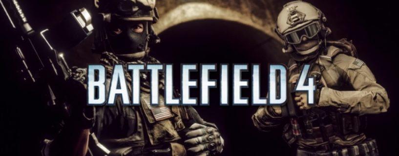 Battlefield 4: Falsche Punkbuster Banwelle bannt dutzende Spieler