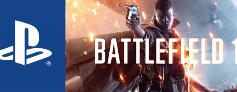 Problemlösung: Battlefield 1 startet nicht mehr auf der Playstation 4