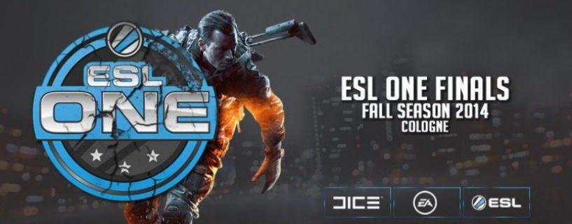 Battlefield 4 ESL One Finals an diesem Wochenende in Köln