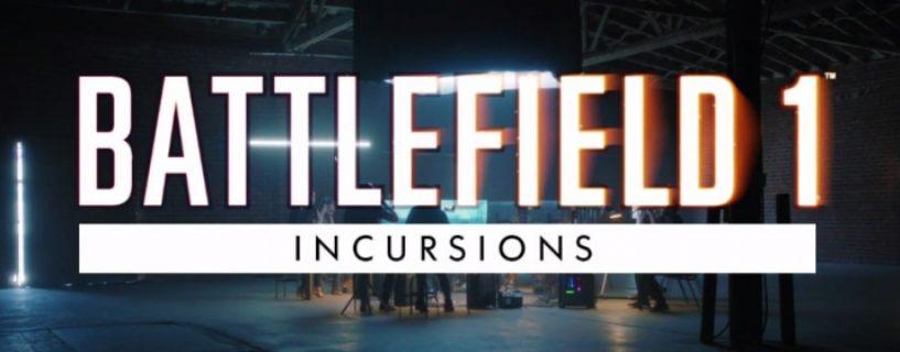 Battlefield 1 Incursions: Matches mit Freunden bald möglich