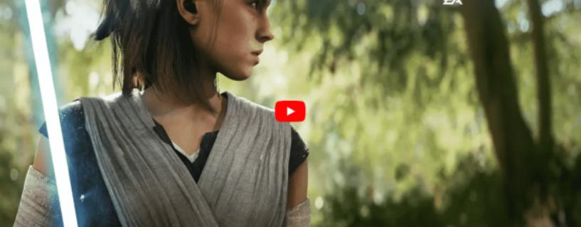 Star Wars Battlefront 2 Launch Trailer, Hinweis auf Kamino und Goldstatus