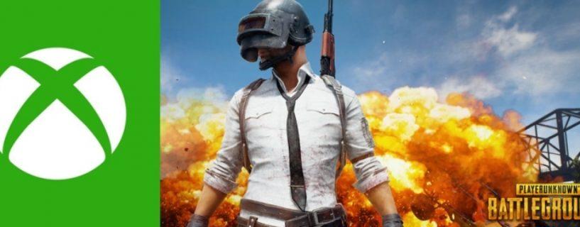 PUBG: Starttermin für die Xbox One Gamepreview und deren Inhalte sind bekannt