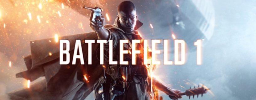 Battlefield 1: 23,5 Millionen Exemplare & Analyse der Spielerzahlen