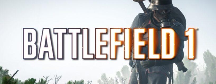 Battlefield 1: Die aktuellen Top Bugs, die derzeit Analysiert werden