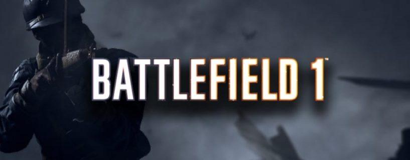 Battlefield 1: Weitere Operationskampagnen durch Kodexeinträge bekannt