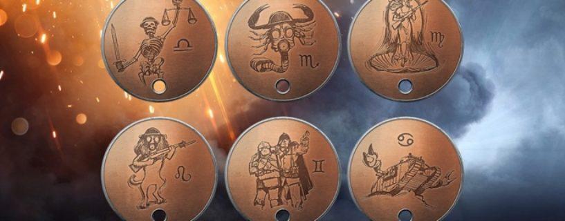 Battlefield 1: Erneute Chance die Sternzeichen Dogtags freizuschalten