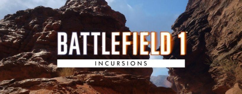 Battlefield 1 Incursions erhält neue Map in der nächsten Woche