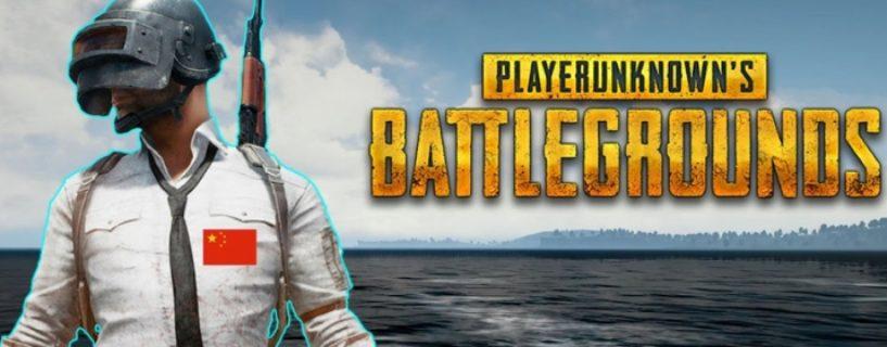 League of Legends Publisher Tencent sichert sich die Vertriebsrechte in China für PlayerUnknown's Battlegrounds