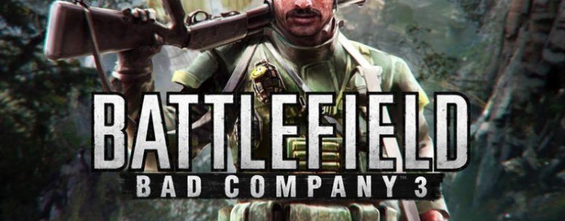 Battlefield Bad Company 3 und düstere Aussichten für einen nächsten Bad Company Teil