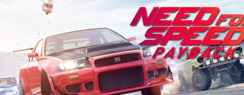NFS: Payback – Neues Update fügt gratis Autos und kostenpflichtige Story-Inhalte hinzu