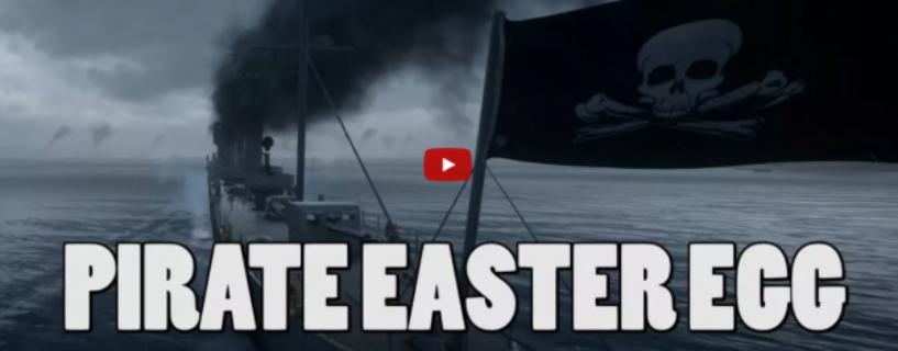 Battlefield 1 Easter Egg: Piraten Schiff im Turning Tides DLC gesichtet