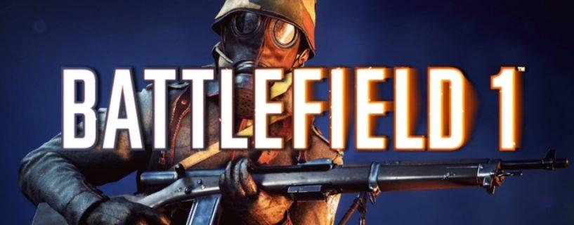 Battlefield 1: DICE bestätigt erhöhte Time-To-Kill für Januar Update