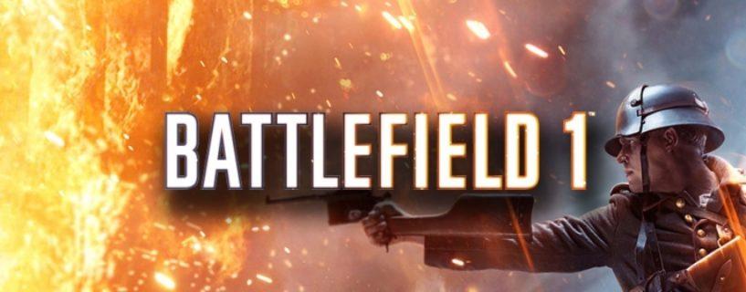 Battlefield 1: Januar Update liefert frei anpassbare Farben für Teams