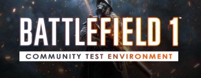 Battlefield 1 Apocalypse: Erstes Gameplay und erster Test bereits heute Abend