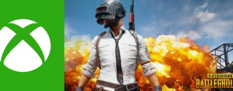 PUBG: Sechstes Update für die Xbox One veröffentlicht