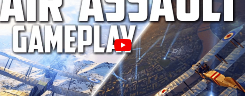 Battlefield 1 Apocalypse: Air-Assault-Spielmodus angespielt