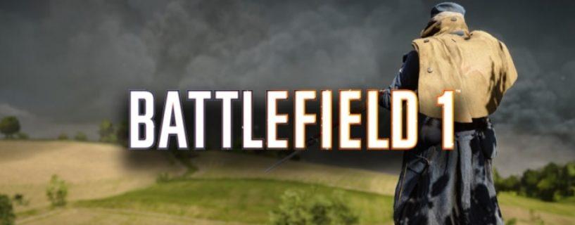 "Battlefield 1: Neue Operations Kampagne ""Beginning of the End"" ist jetzt verfügbar"