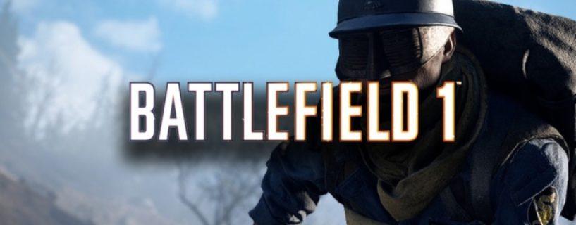Battlefield 1: DICE stellt die Afflictions im Detail vor