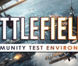 Battlefield 1 Community Test Environment wurde wiederbelebt