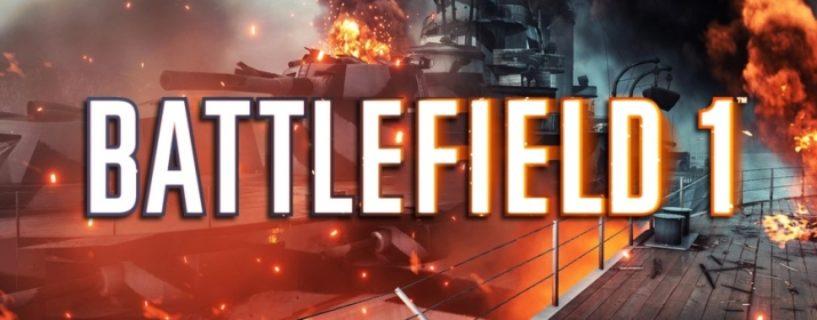 Battlefield 1 erhält Heute ein Oster-Update