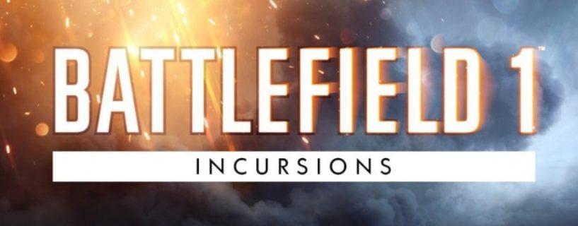 Battlefield 1 Incursions: Für Xbox One und Playstation 4 im Store verfügbar
