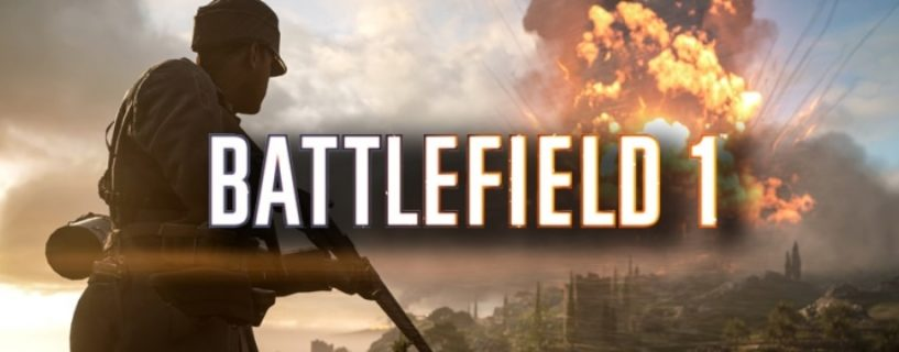 Battlefield 1: Schock-Operationen ab Juni