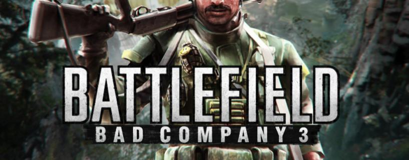 Nächstes Battlefield nun doch ein Battlefield Bad Company 3?