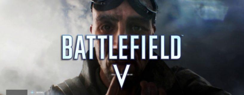 Battlefield V – Kurzer Teaser Trailer bestätigt WW2-Szenario