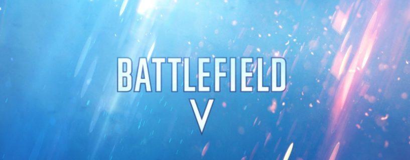 Battlefield V: Sony hat das Keyart und weitere Informationen geleakt