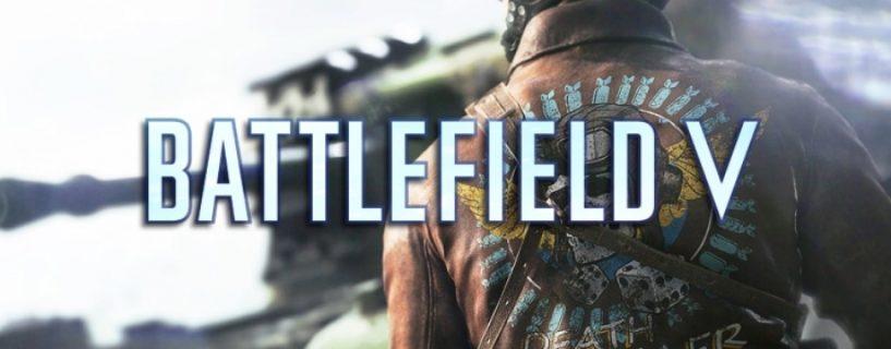 Battlefield V: Customizations werden Restriktionen unterliegen