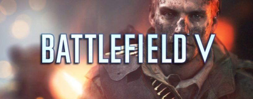 Battlefield V: Das Waffenverhalten erhält deutliche Veränderungen