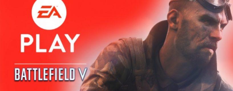 Battlefield V: Was erwartet euch auf der EA Play?
