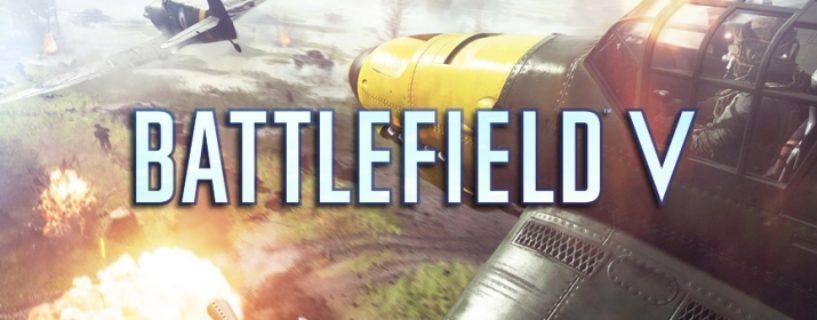 Battlefield V: DICE äußert sich zum Gamescom-Build, Alpha und Beta