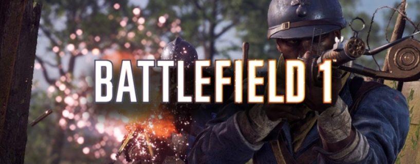 Battlefield 1: Performance, Lag und Stotterprobleme auf dem PC nach dem Summer Update