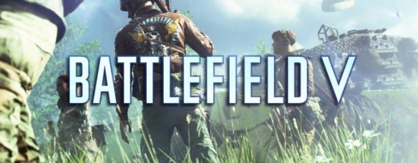 Battlefield V: Vorbestellungen sollen angeblich stark auf sich warten lassen