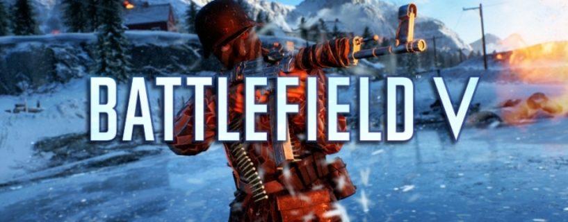 Battlefield V: Kern-Gameplay-Team von DICE spricht über Waffenverbesserungen