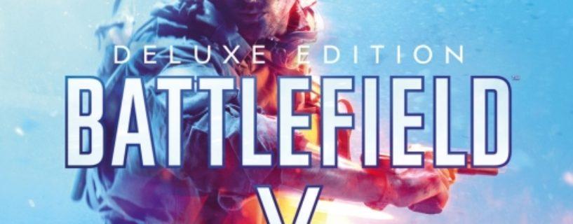 Releasetermin für die Battlefield V Deluxe Edition vorverlegt