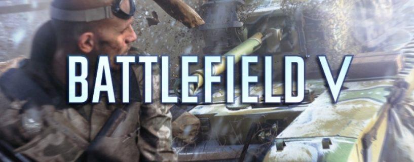Battlefield V: Neuer Dev Talk, Vorstellung neuer Map, Battle Royale Infos & Neues Concept Art
