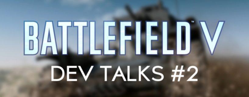 Battlefield V Dev Talks V: Open Beta Feedback