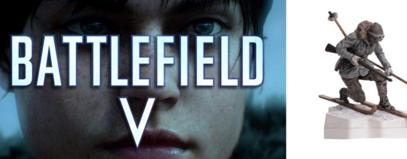 Battlefield V: Exklusive Figur bei GameStop ab sofort verfügbar
