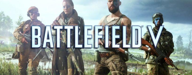 Battlefield V: Informationen zu den ersten Kampfrollen und vier neue Screenshots