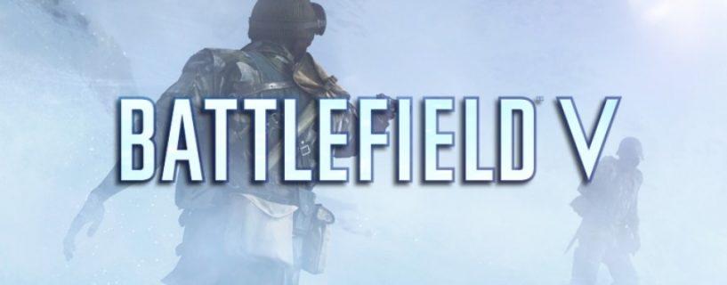 Battlefield V: Das Ziehen von Soldaten hat nach dem Release die höchste Priorität