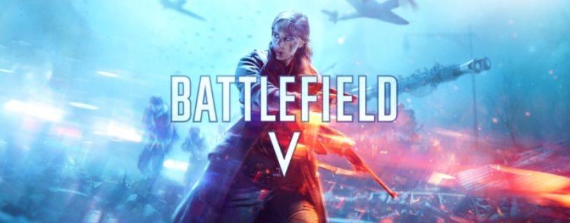 Battlefield V: Neues Keyart enthüllt neue Waffen, Dev Talk #3 und Roadmap für diese Woche