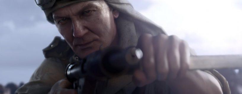 Battlefield V: Offizieller Singleplayer-Trailer veröffentlicht