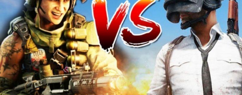 Call of Duty Black Ops 4 hat bislang nur wenig PUBG Spieler abgeworben